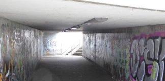Die Unterführung (Foto: Stadtverwaltung Sinsheim)