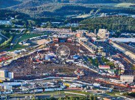 """Zehntausende Besucher feierten mit den Bands bei """"Rock am Ring"""". Der neue Termine für 2019 (7. - 9. Juni) und """"Die Ärzte"""" als erste Headliner stehen bereits fest. (Foto: Robert Kah - Nürburgring)"""