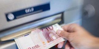 Geldautomat (Foto: Fotograf: Jochen Zick / action press)