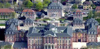 Schloss Bruchsal (Foto: SSG-Pressebild)