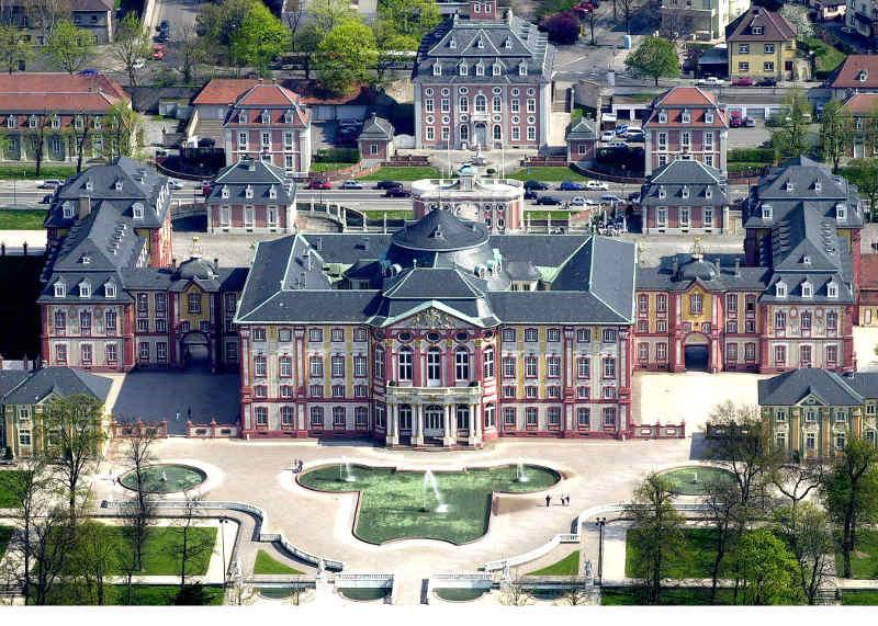 Schloss Bruchsal Lego