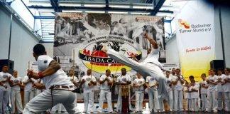 Der Verein Abadá-Capoeira Karlsruhe e.V. lädt zum 11. Deutsche Meisterschaft Abadá-Capoeira in Karlsruhe ein (Foto: Lisa Grüterich)