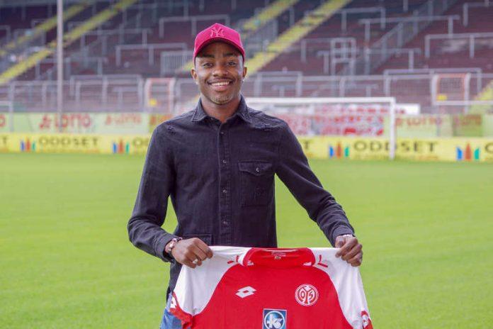 Antoine Makoumbou (Foto: Mainz 05)