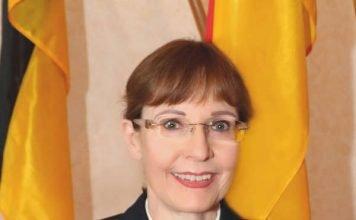 Caren Denner (Foto: Ministerium)