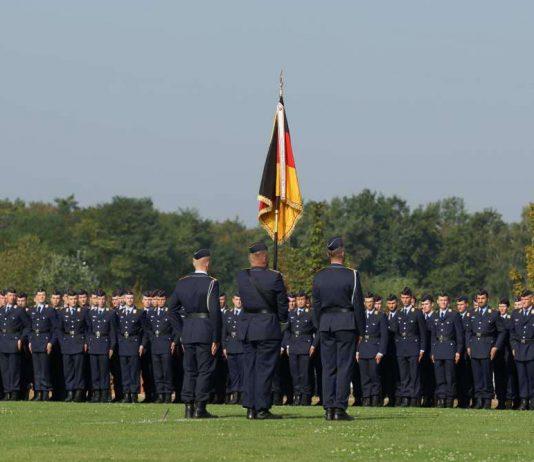 Vereidigung und Feierliches Gelöbnis der Bundeswehr (Foto: Holger Knecht)