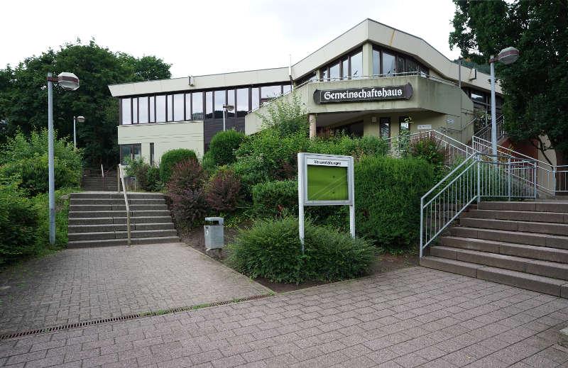 Gemeinschaftshaus Lambrecht (Foto: Holger Knecht)