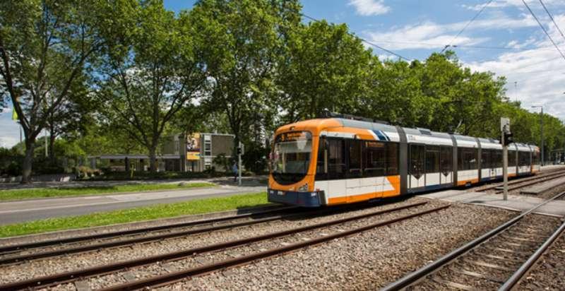 Stadtbahn (Foto: rnv)