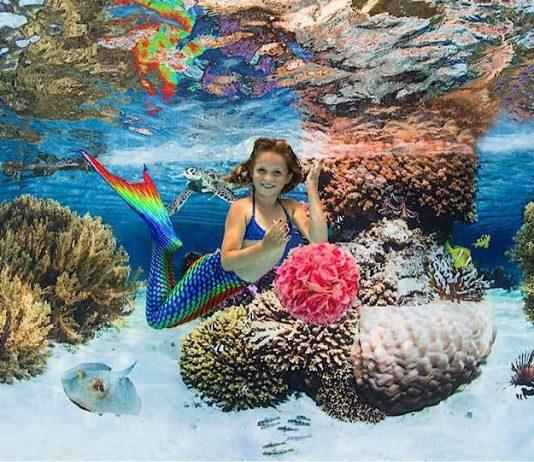 Einmal Meerjungfrau sein (Foto: Konstantin Killer)