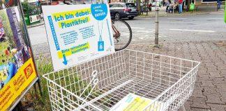 Kampagne 'Ich bin dabei: plastikfrei' (Foto: Lust auf besser leben gGmbH)