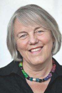 Ruth Ratter ist der nächste Gast der Veranstaltungsreihe Rhetorischer Salon von Universität und Stadt Landau. (Foto: Jens Gyarmaty)