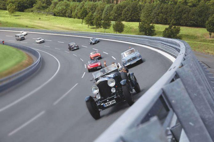 Oldtimer-Rallye Bosch Boxberg Klassik (Foto: Werner Wagner)
