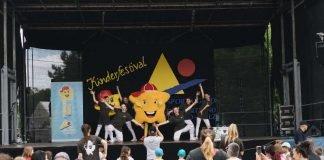 Kinderfestival der Sportjugend (Foto: LSB/Erik Winter)