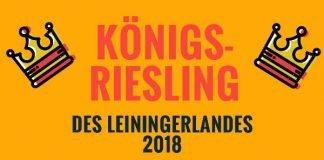 Die Weinbaubetriebe im Leiningerland haben die Möglichkeit einen hauseigenen Riesling in den Wettbewerb geben (Quelle: Leiningerland. Das Tor zur Pfalz e.V.)