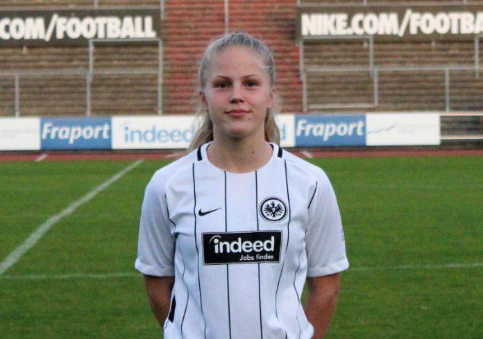Frankfurt Linn Beck Zur U15 Nationalmannschaft Eingeladen