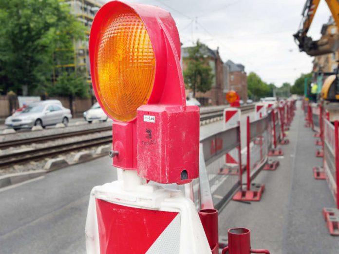 Baustelle (Foto: Stadt Mannheim)