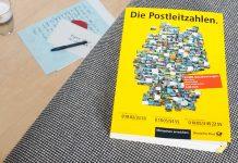 """Heute sind in Deutschland 28.278 verschiedene Postleitzahlen vergeben, davon 8.181 für Orte, 16.173 für Postfächer, 3.095 für Großkunden und 865 sog. """"Aktions-PLZ"""". (Foto: Deutsche Post DHL Group)"""