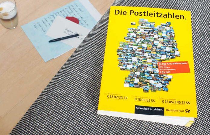 Heute sind in Deutschland 28.278 verschiedene Postleitzahlen vergeben, davon 8.181 für Orte, 16.173 für Postfächer, 3.095 für Großkunden und 865 sog.