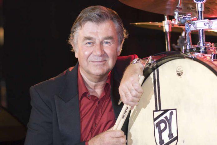 Pete York, Schlagzeug (Foto: Thomas Langer)