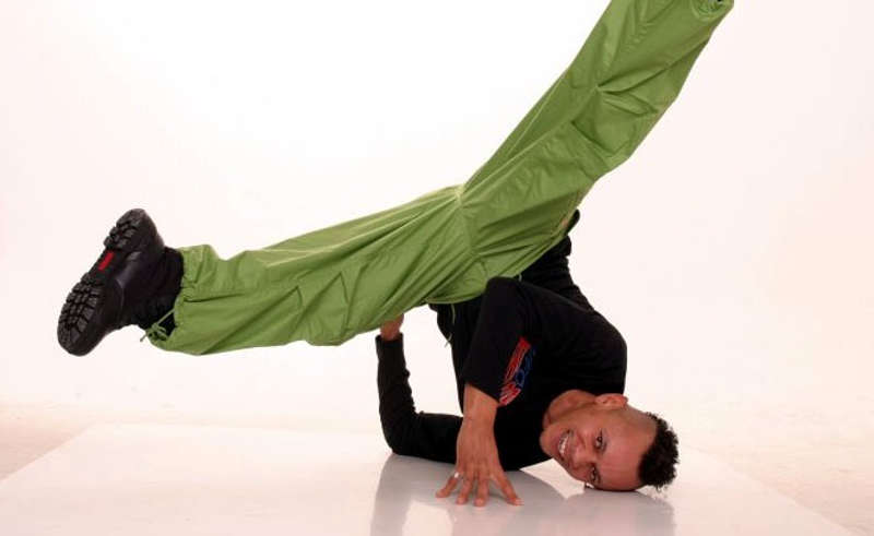 Tanzlehrer Leo Hess