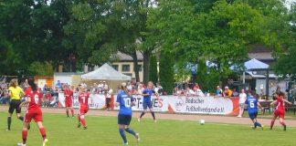 Spielszene des Finales (Foto: Hannes Blank)