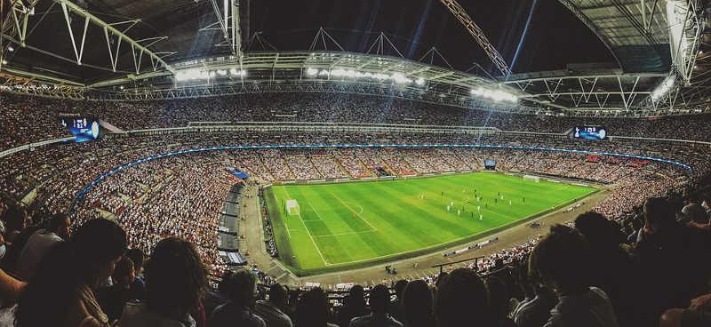 Fußballfeld Pixabay