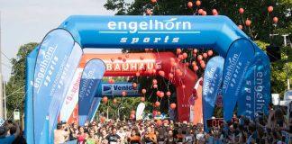 Der 5. engelhorn sports Frauenlauf (Foto: Norbert Wilhelmi)