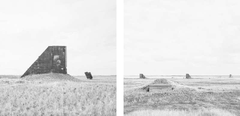 Ursula Schulz-Dornburg (*1938), Opytnoe Pole (aus der Serie: Opytnoe Pole), 2012 35 x 35 cm, Barytabzug, Städel Museum, Frankfurt am Main, (Foto: Ursula Schulz-Dornburg)