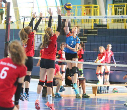 Voller Erfolg: Das dritte Internationale Jugend-Turnier des VCW (Foto: Detlef Gottwald)
