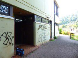 Gemeinschaftshaus Lambrecht (Foto: Polizei RLP)