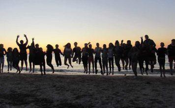 Die Ferienfreizeit der Kreisjugendpflege Alzey-Worms an der Ostsee begeisterte die Jugendlichen. (Foto: Thomas Donsbach)