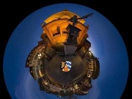 Panorama-Foto von Winfried Schwarz