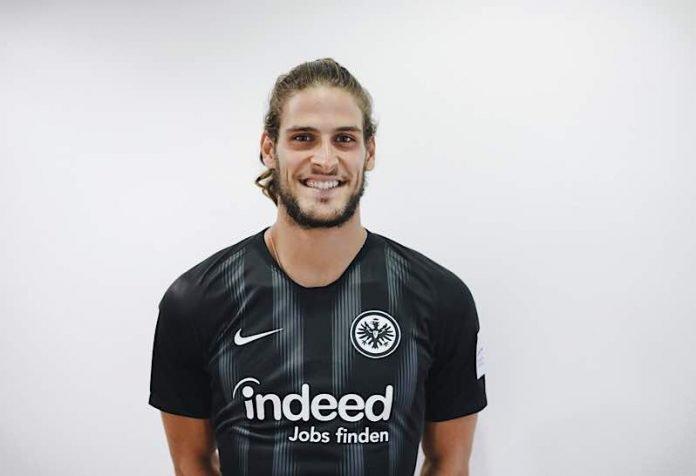 Gonçalo Paciência (Foto: Eintracht Frankfurt)
