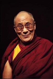 Dalai Lama (Foto: Manuel Bauer / Agentur Focus)