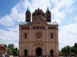 Der Speyerer Dom (Foto: Holger Knecht)