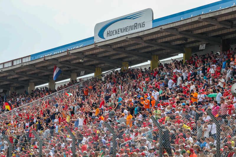 Zuschauer (Foto: Hockenheim-Ring GmbH)