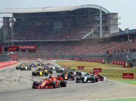 Formula 1 Emirates Großer Preis von Deutschland 2018 (Foto: Hockenheim-Ring GmbH)