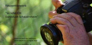 """Foto-Wettbewerb """"So sehe ICH Dannstadt-Schauernheim"""""""