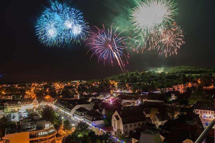 Feuerwerk (Foto: Stadt Kirchheimbolanden/Stange)