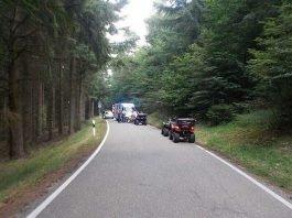 Der Quadfahrer wurde schwer verletzt (Foto: Polizei RLP)