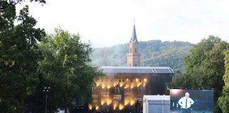 Konzertfestival im Schlosspark (Foto: Stadtverwaltung Weinheim)