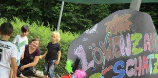 Sommerfest der Kita Löwenzahn (Foto: Stadt Heppenheim)
