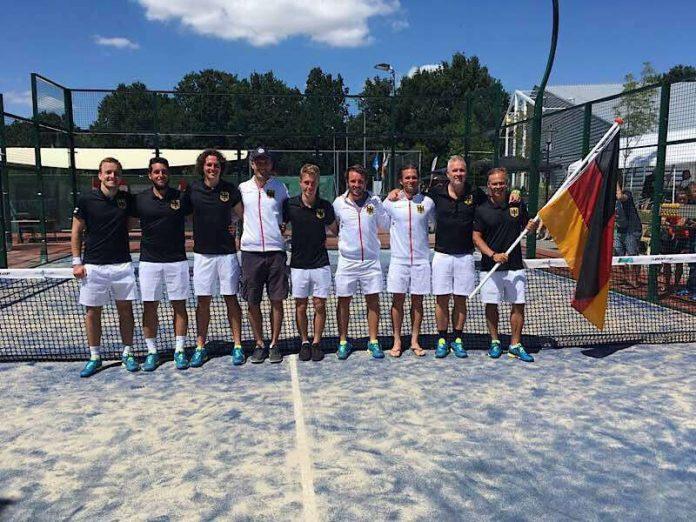 Padel-Nationalteam (Foto: privat)