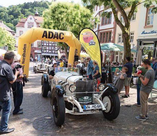 Beste Stimmung in Weinheim und Spechbach am Freitag (Foto: ADAC/Luca Siermann)