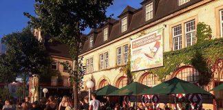 Sommerbühne der Alten Feuerwache Mannheim (Foto: 2017 Katharina Tremmel)