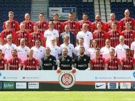 Das SVWW-Team der Saison 2018/19 (Foto: svww.de)