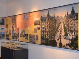 Die Ausstellung ,Banker, Bordelle und Bohème' im Institut für Stadtgeschichte (Foto: Institut für Stadtgeschichte Frankfurt)