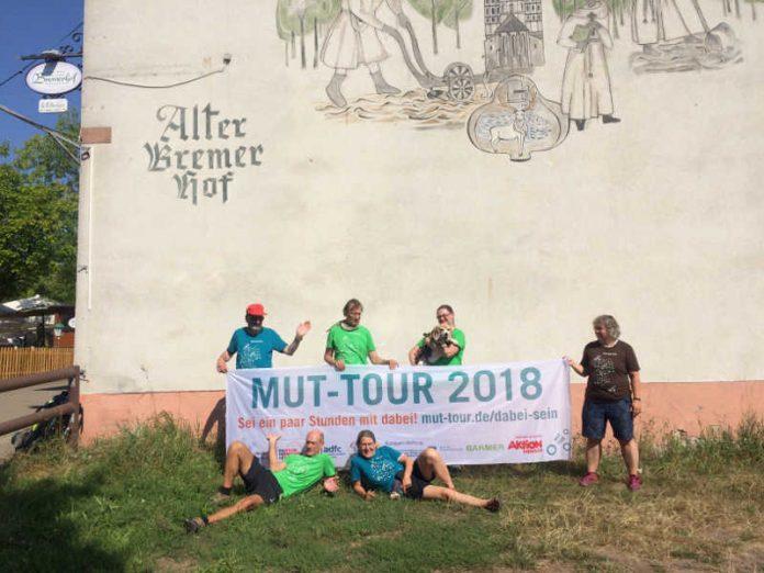 MUT-TOUR 2018 in Kaiserslautern (Foto: Jürgen Keil)
