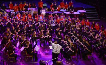 Merton Youth Concert Band (Foto: Merton Music Foundation)