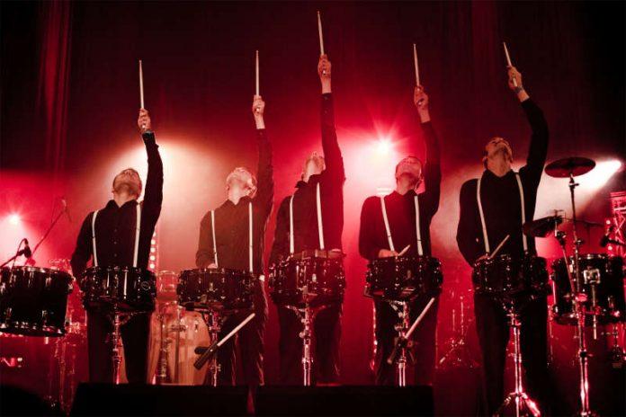 Die Schlagzeugmafia (Foto: Thorsten Dirr)