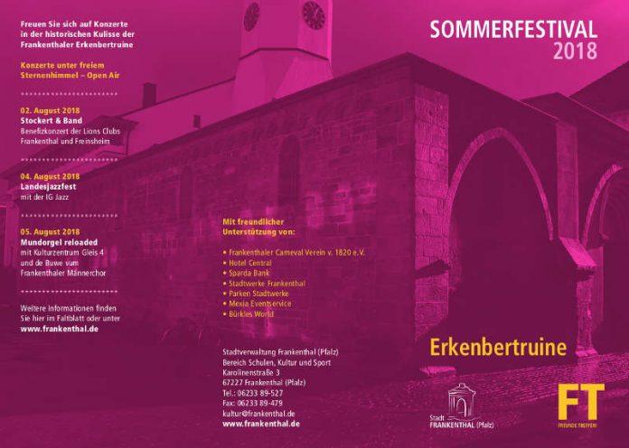 Veranstaltungshinweis (Quelle: Stadt Frankenthal)